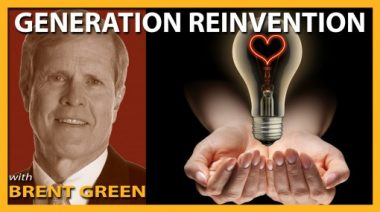 Attention! The business of boomer reinvention