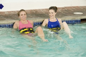 Try water workouts
