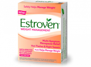 A natural product for help with menopause symptoms and weight loss