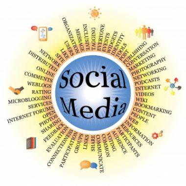 Overboard on social media overload