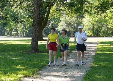 Walking: This healthful activity's got 'sole'