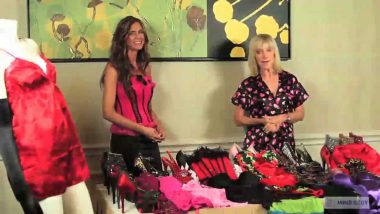 2 essential lingerie pieces for mature women