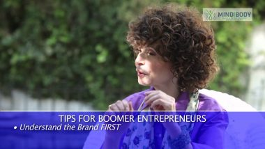 4 secrets to create your brand and mean business