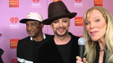 Boy George and Culture Club: Invest in the choice of happiness