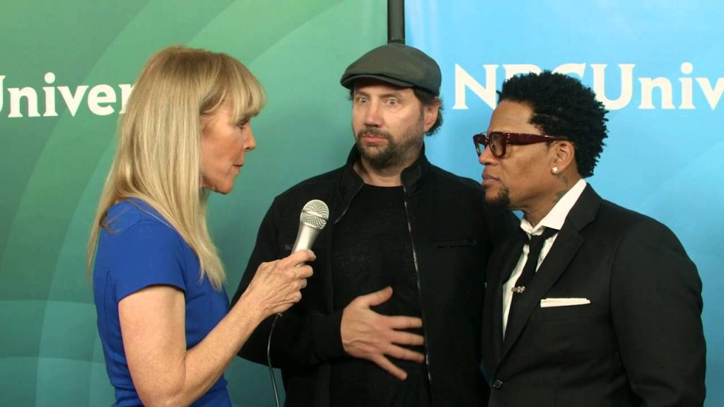 D.L. Hughley & Jamie Kennedy: Smooth operators on NBC's new 'Heartbeat'