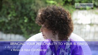 How to be yourself and build your business