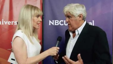 Jay Leno takes the rides of his life on new CNBC show