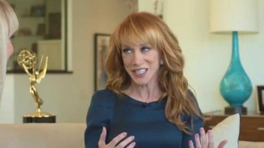 Kathy Griffin: Taking her uproarious stand-up comedy disorder on tour
