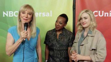 Marianne Jean-Baptiste shares secrets of new 'Blindspot' thriller
