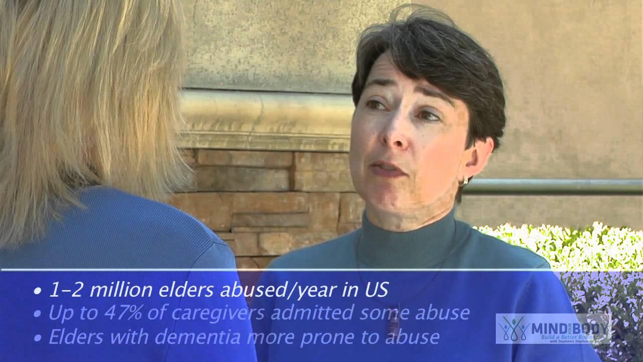 Elderly abuse essay