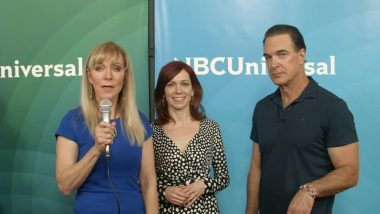 Patrick Warburton & Carrie Preston in 'Crowded': No more paying bills naked